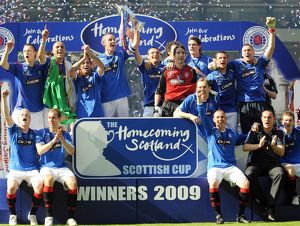 <b>Homecoming Scottish Cup Champions 2009</b><br>Selection of 53 items