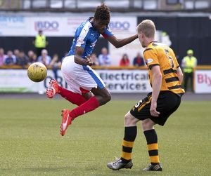 <b>Alloa 1-5 Rangers</b><br>Selection of 68 items