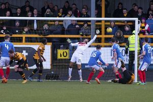 Soccer - Ladbrokes Championship - Alloa Athletic v Rangers - The Indodrill Stadium