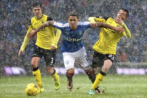 <b>Rangers 4-1 Livingston</b><br>Selection of 61 items