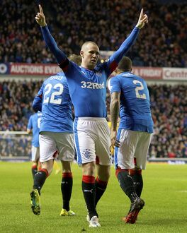 <b>Rangers 3-1 Morton</b><br>Selection of 61 items
