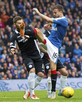 <b>Rangers 2-1 Queen of the South</b><br>Selection of 93 items