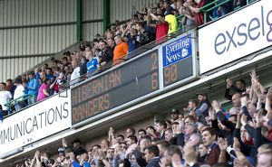 <b>Hibernian 2-6 Rangers</b><br>Selection of 92 items