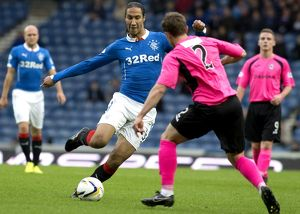 Soccer - Petrofac Training Cup - Second Round South West - Rangers v Clyde - Ibrox Stadium