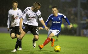 Soccer - Petrofac Training Cup - Second Round - Ayr United v Rangers - Somerset Park
