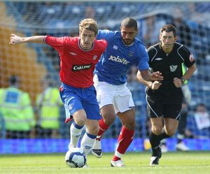 <b>Portsmouth 2-0 Rangers</b><br>Selection of 19 items