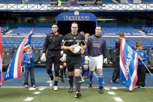 Soccer - Pre-Season Freindly - Rangers v Newcastle United - Ibrox