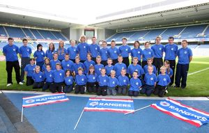 Soccer - Pre Season Friendly - Rangers v Liverpool - Ibrox