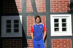Soccer - Pre Season Training - Player Feature - Hotel Klosterpforte - Marienfeld
