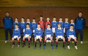 <b>Youth Teams 2010-11</b><br>Selection of 9 items