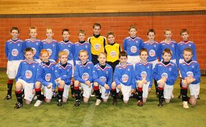 Soccer - Rangers - Under 12 Team Group - Murray Park