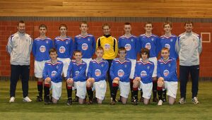 Soccer - Rangers - Under 14 Team Group - Murray Park