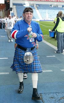 Soccer - Rangers Charity Foundation - Charity Walk - Ibrox