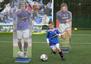 Soccer - Rangers Easter Roadshow - Stirling University