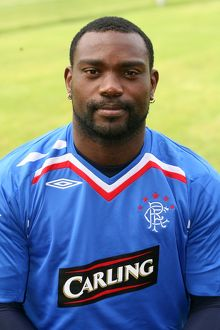 Soccer -Rangers First Team Head Shots - Murray Park-