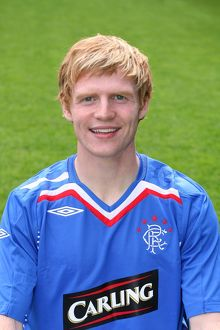 Soccer - Rangers - First Team Headshots - Ibrox