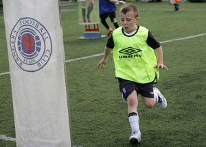 Soccer - Rangers FITC Roadshow - Stirling University