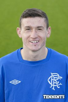 Soccer - Rangers Head Shot - Murray Park