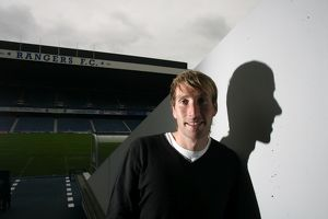 Soccer -Rangers New Player Feature - Ibrox
