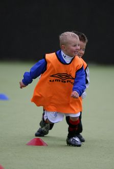 Soccer - Rangers October Soccer School - East Kilbride