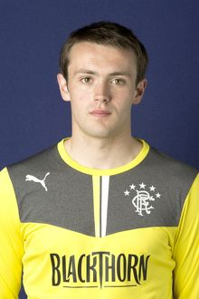 Soccer- Rangers Player Head Shot - Murray Park