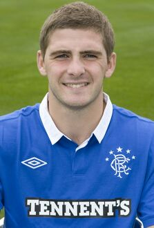 Soccer - Rangers Player Headshots and Profiles - Murray Park