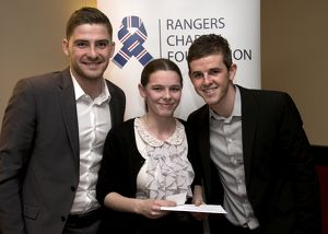 Soccer - Rangers Race Night - Ibrox Stadium