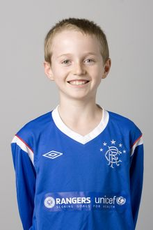 Soccer - Rangers Reserves/Youths Head Shot - Murray Park