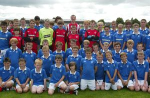 Soccer - Rangers Residential Camp - King George V Playing Fields