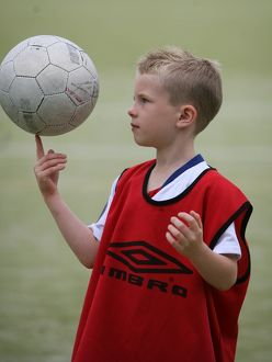 Soccer - Rangers Summer Football Centre - Scotstoun Leisure Centre
