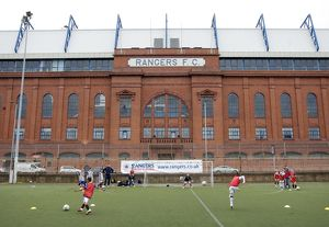 <b>Ibrox Complex Summer School July 2011</b><br>Selection of 36 items