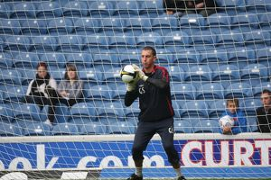Soccer - Rangers Training Day - Ibrox