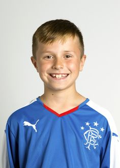 <b>Rangers U11-20 2015/16</b><br>Selection of 107 items