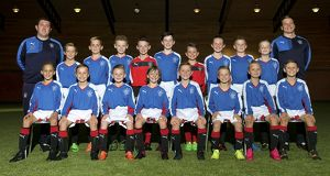 Soccer - Rangers U11 Team Picture- Murray Park