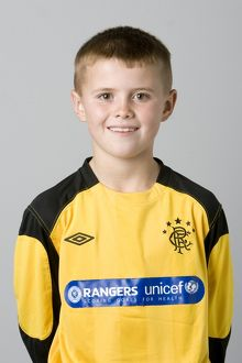 Soccer - Rangers U11's Head Shots - Murray Park