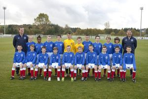 Soccer - Rangers U12 's Team Picture - Murray Park