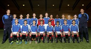 Soccer - Rangers U12 Team Picture - Murray Park