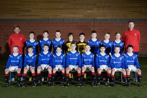 <b>Youth Teams 2011-12</b><br>Selection of 163 items