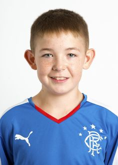 Soccer - Rangers U13 Head Shot - Murray Park