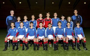 Soccer - Rangers U13 Team Picture - Murray Park