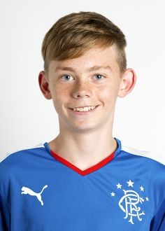 Soccer - Rangers U14 Head Shot - Murray Park