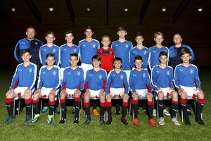Soccer - Rangers U14 Team Picture - Murray Park