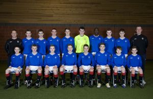 Under 14s Team and Headshot (Selection of 17 Items)