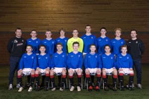 Under 15s Team and Headshot (Selection of 15 Items)