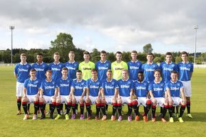 Soccer - Rangers U20 Team Picture - Murray Park
