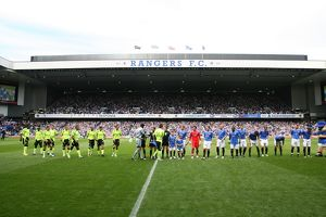Soccer - Rangers v Chelsea - Pre Season Friendly- Ibrox
