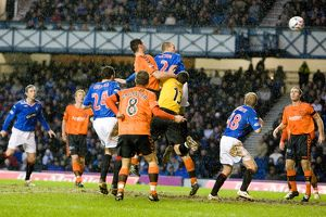 Soccer - Rangers v Dundee United - Clydesdale Bank Scottish Premier League - Ibrox