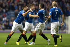 Soccer - Rangers v Inverness Caledonian Thistle - Scottish League Cup - Round 2