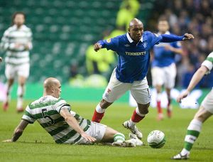 Soccer - Scottish Cup - Fifth Round Replay - Celtic v Rangers - Celtic Park