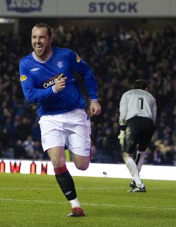 Soccer - Scottish FA Cup - Fifth Round Replay - Rangers v St. Mirren - Ibrox Stadium